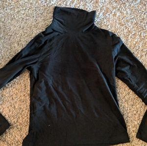 Turtleneck black long sleeve